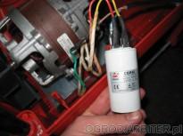 Jak podłączyć kondensator rozruchowy do silnika jednofazowego